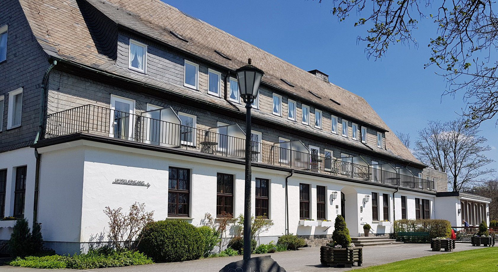 Berghotel Hoher Knoche...