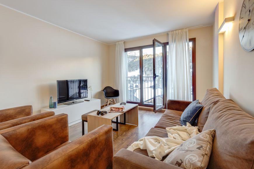 Résidence Bordes D'Envalira - Apartment - Soldeu