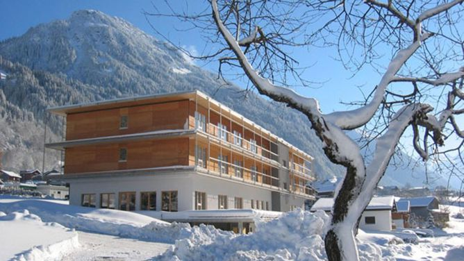 Unterkunft Aktivhotel BASEmontafon, St. Gallenkirch,