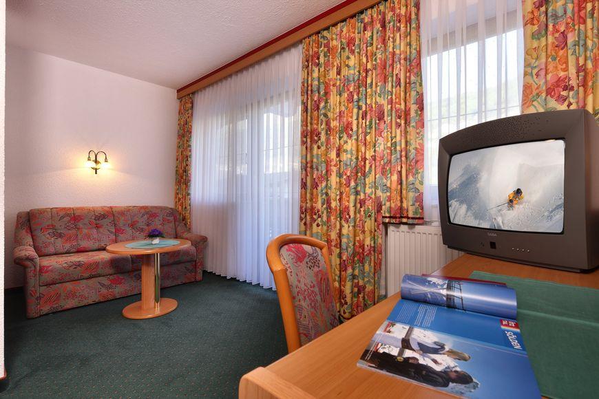 Apartment Wiesenrand - Sölden