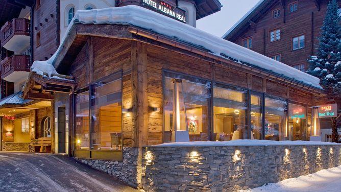 Unterkunft Hotel Albana Real, Zermatt,