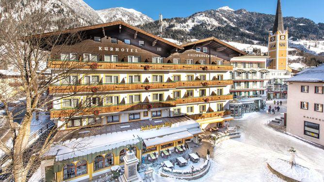 Hotel Der Salzburgerhof (HP)