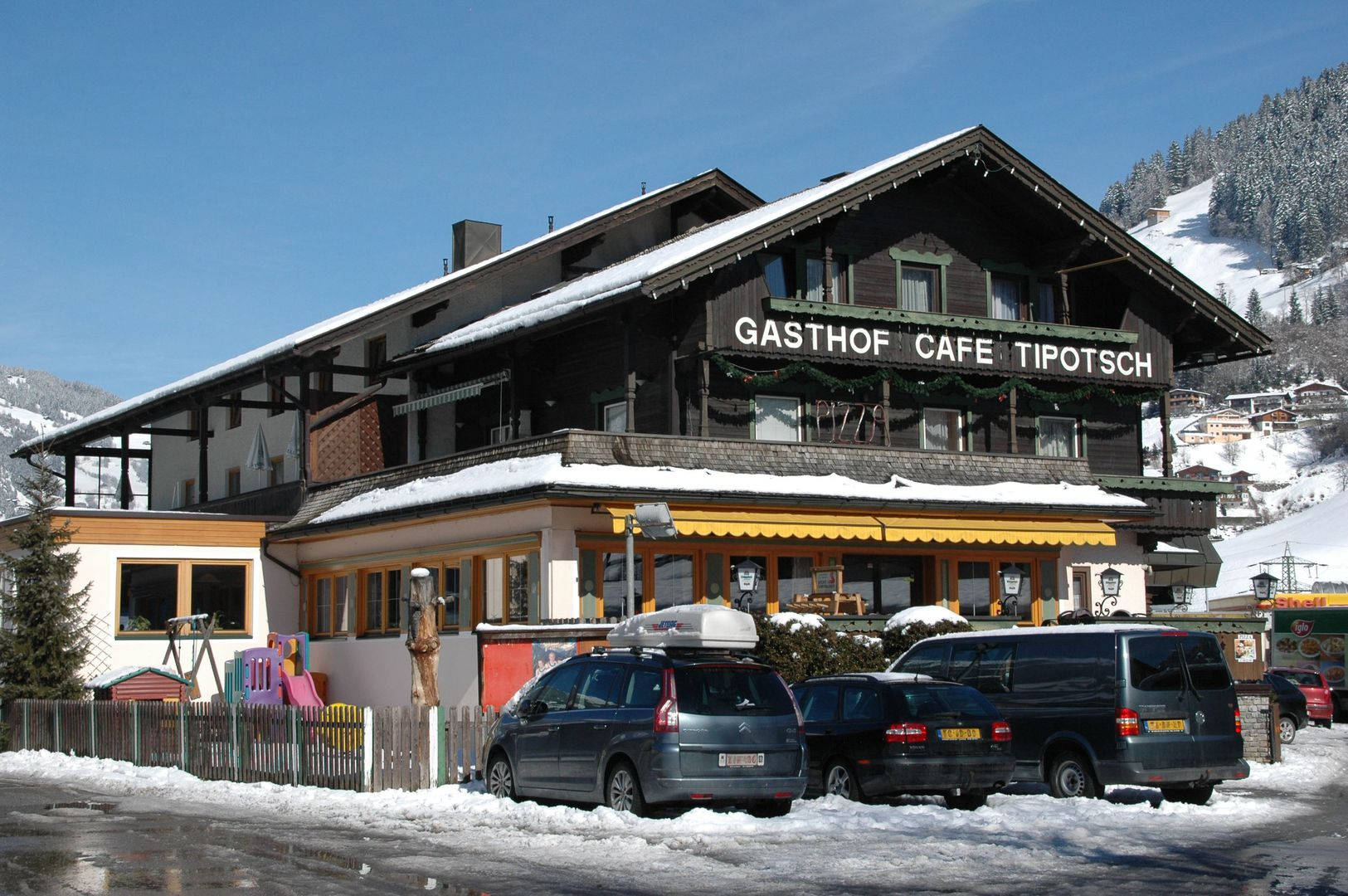 Slide1 - Gasthof Tipotsch