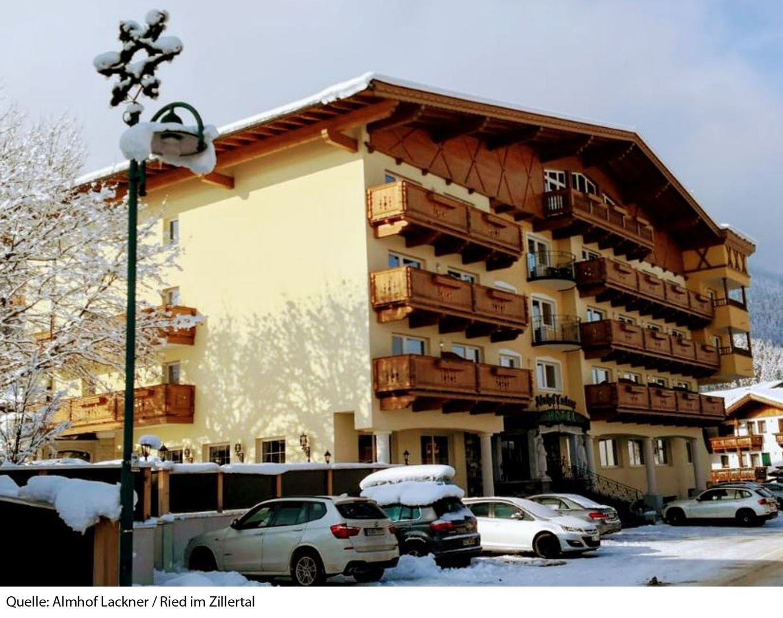 Hotel Almhof Lackner - Slide 1