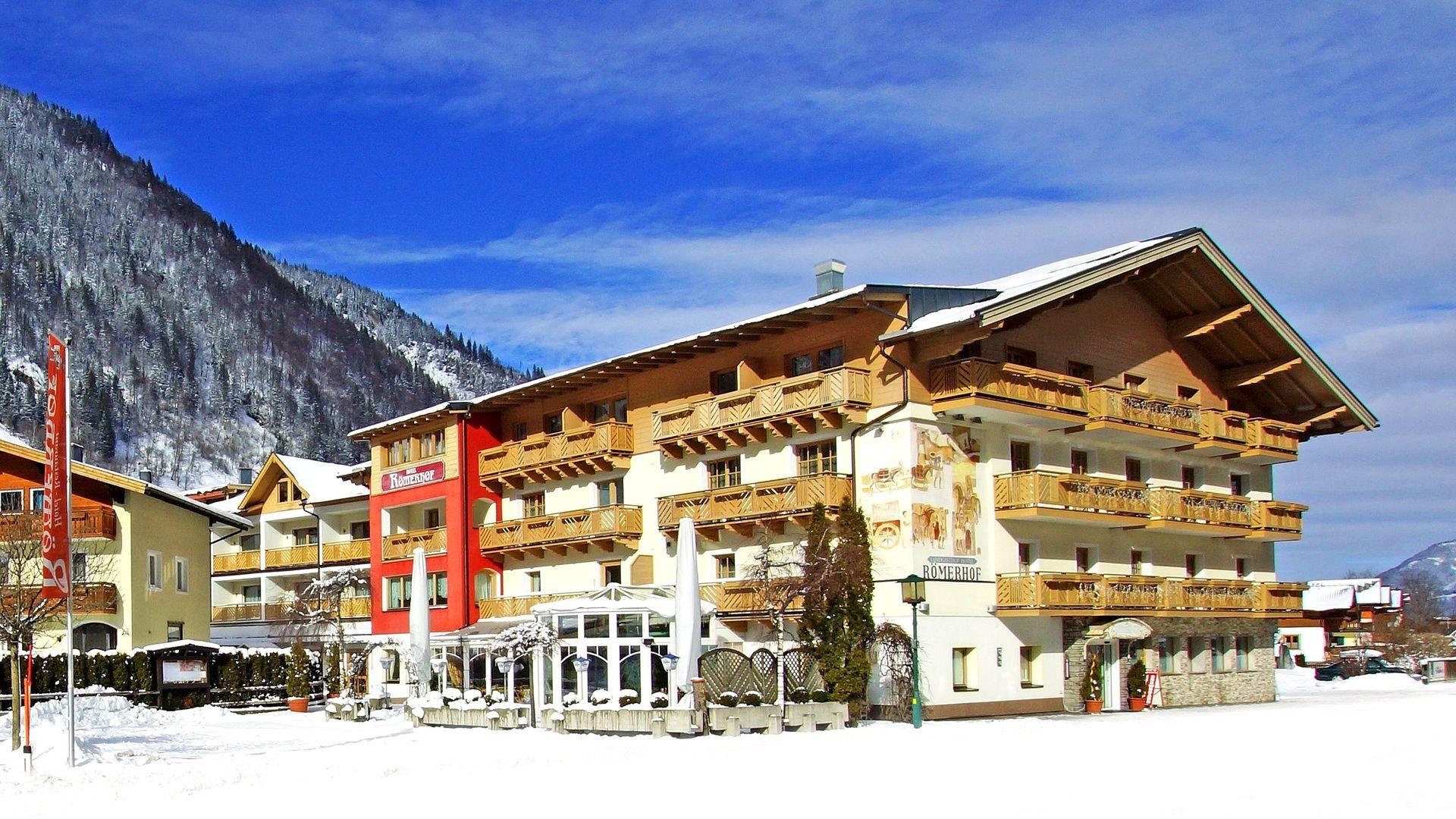 Hotel Romerhof - Slide 1