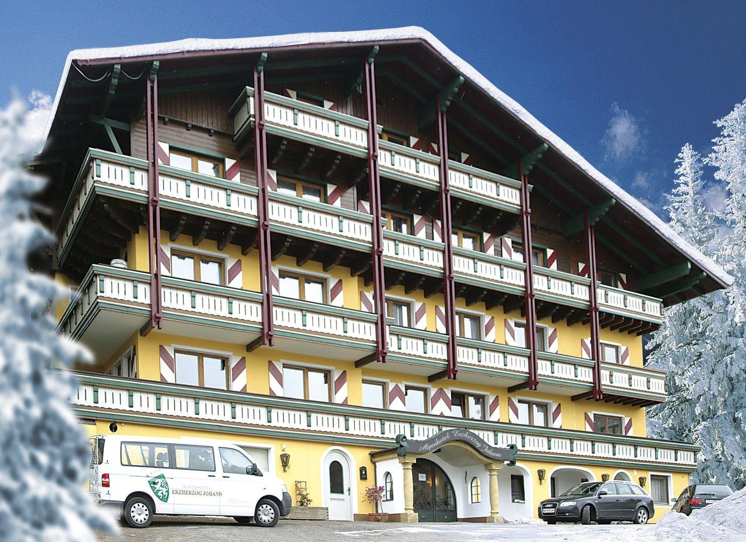 Alpenhotel Erzherzog J...