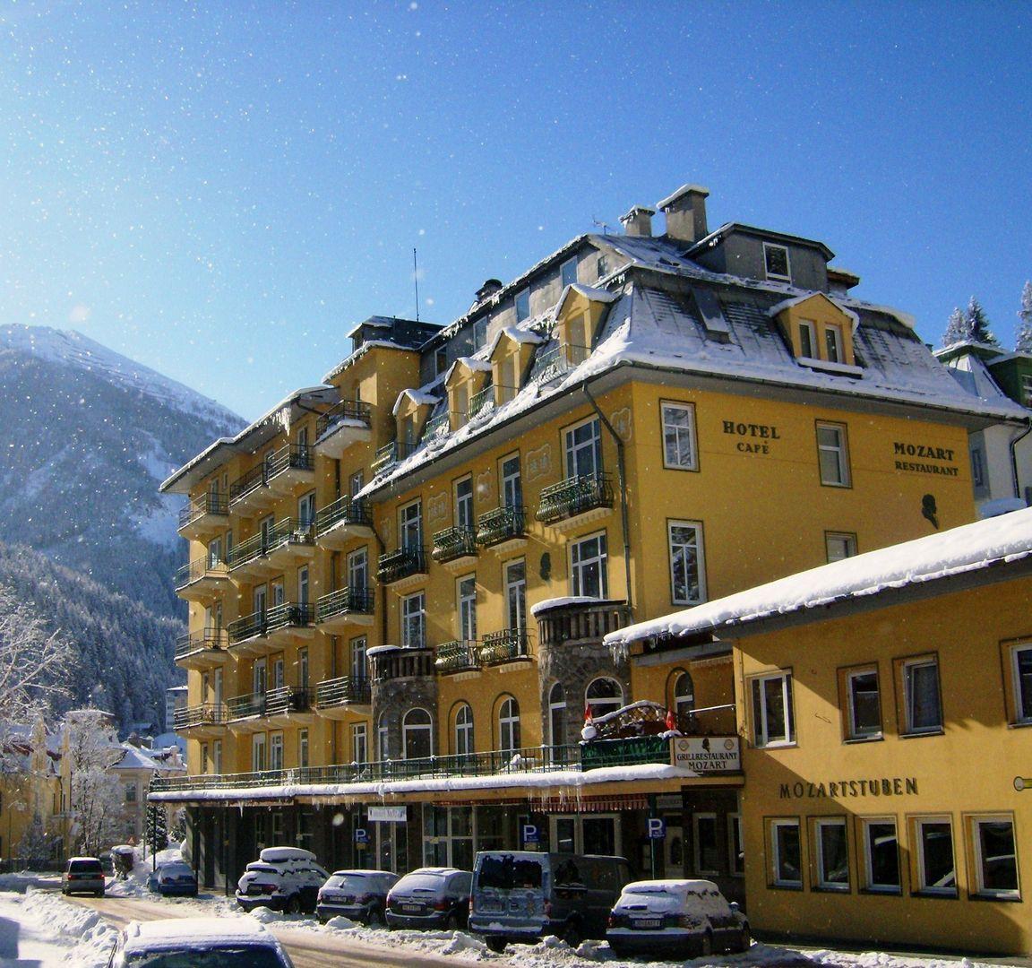 Hotel Mozart - Slide 1