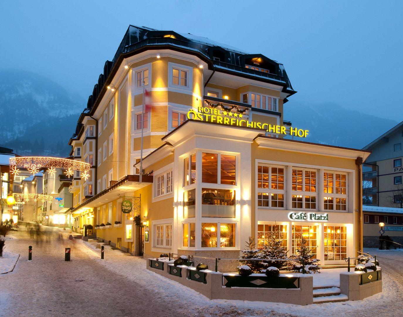 Spa Hotel Osterreichischer Hof - Slide 1