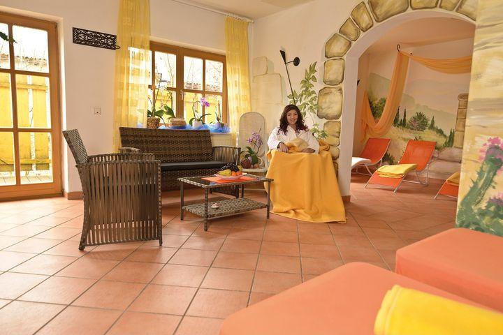 Doppelzimmer Du/WC (ca. 19 m²), ÜF