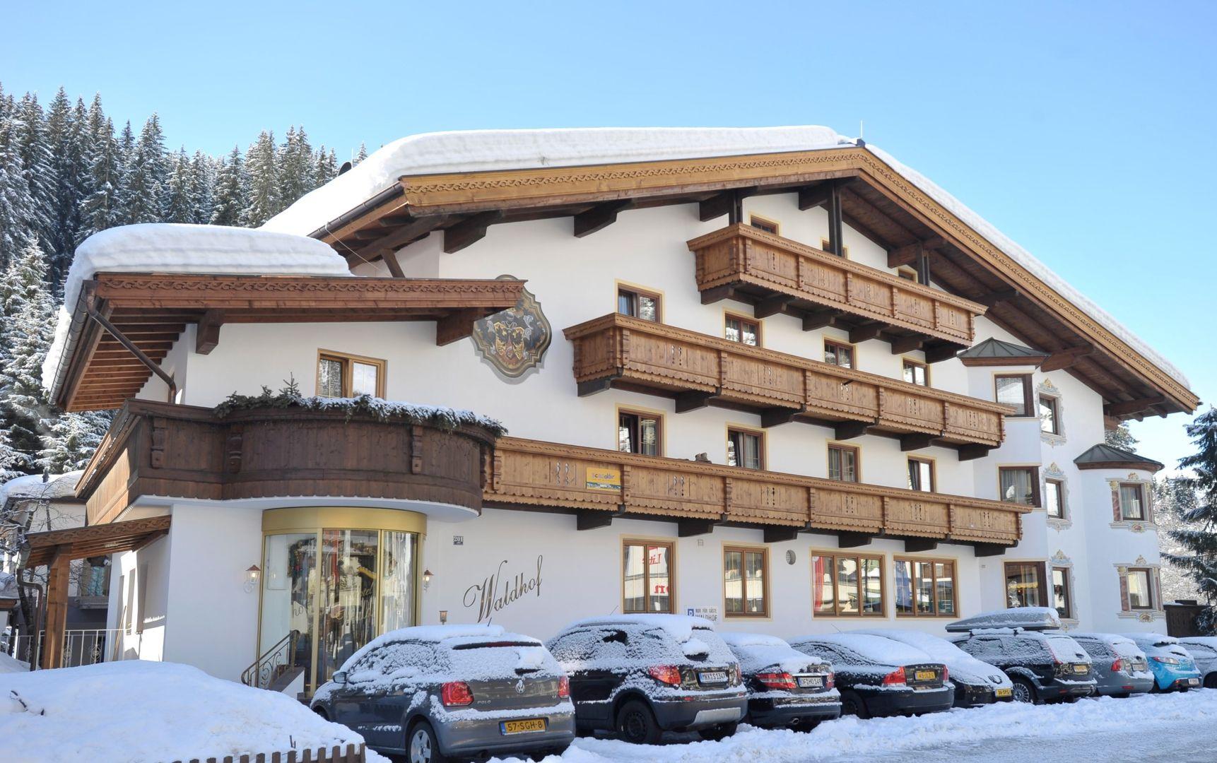 Slide1 - Hotel Pension Waldhof
