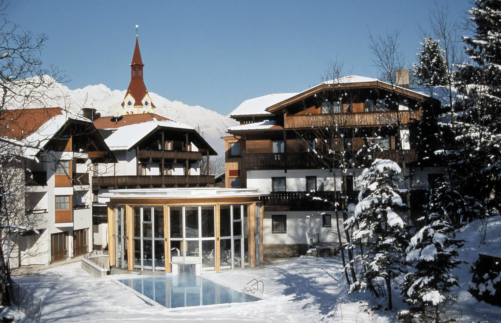 Hotel Bon Alpina - Apartment - Igls