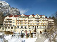 Unterkunft Grand Hotel Sonnenbichl, Garmisch-Partenkirchen,