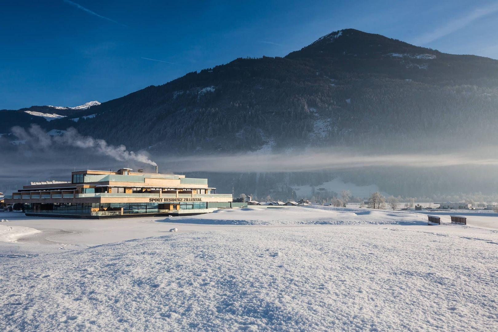 Sportresidenz Zillertal - Slide 1