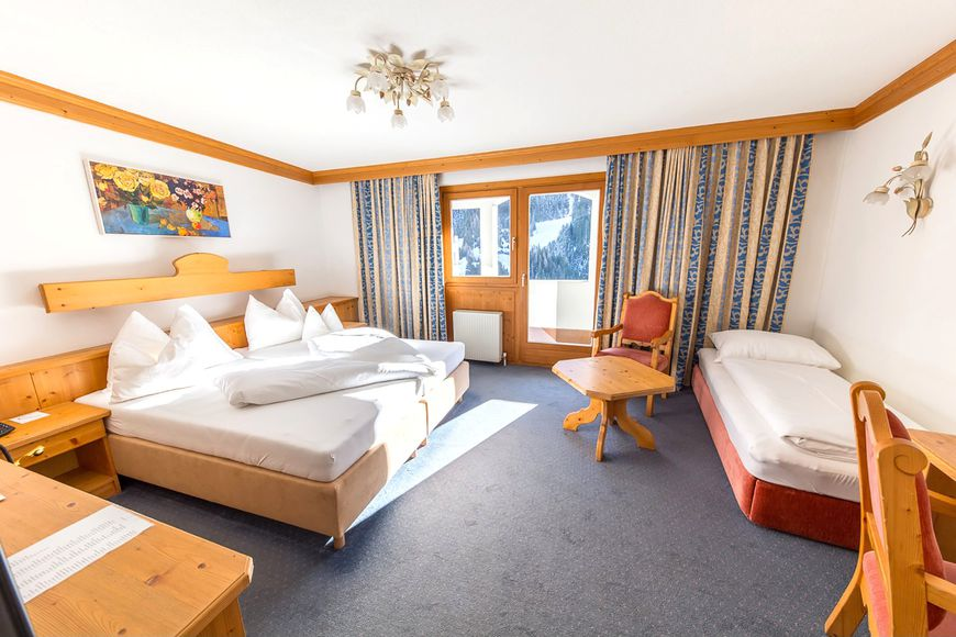 Hotel Karl Schranz - Apartment - St. Anton am Arlberg