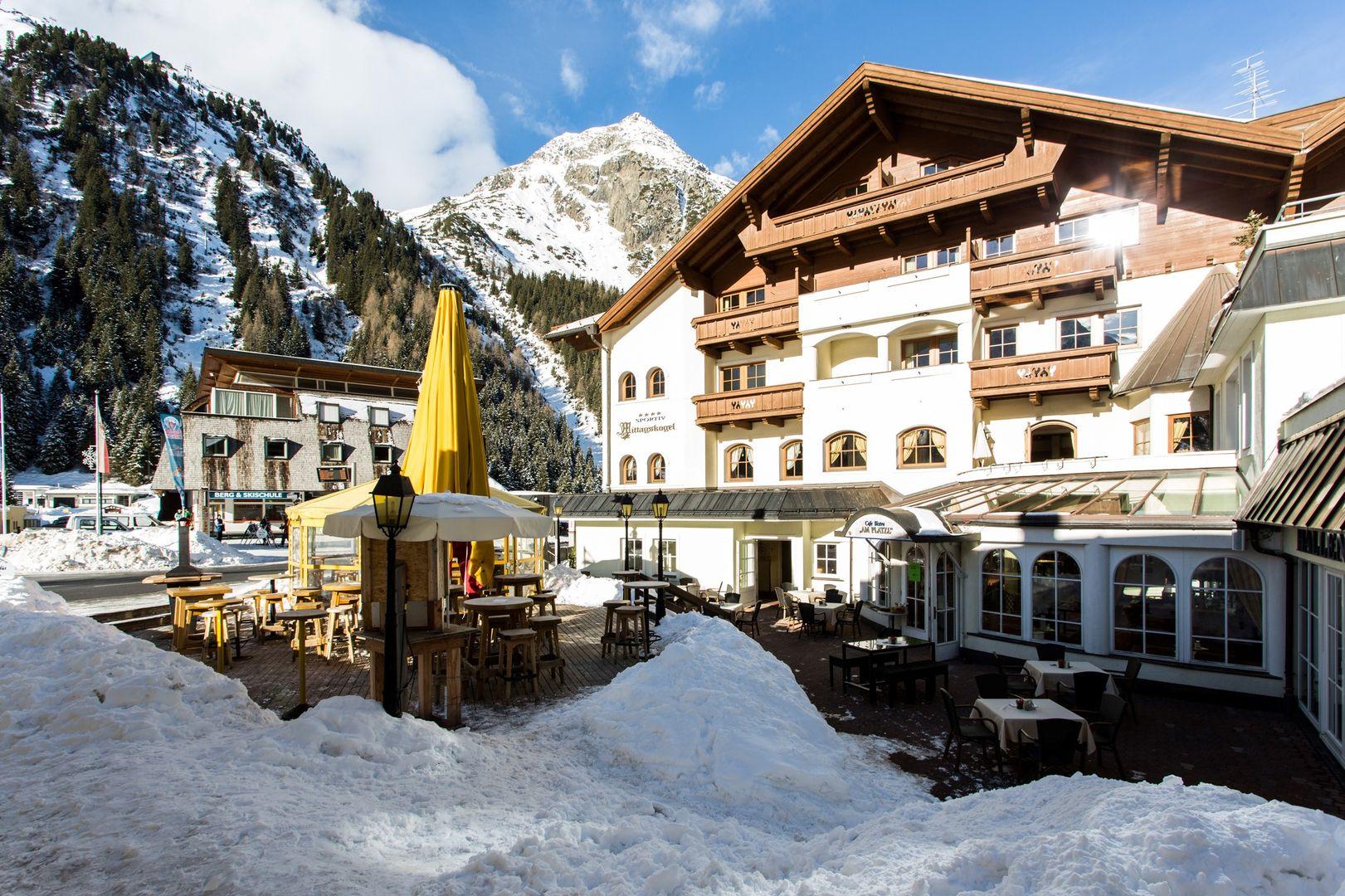 Sportiv-Hotel Mittagsk...