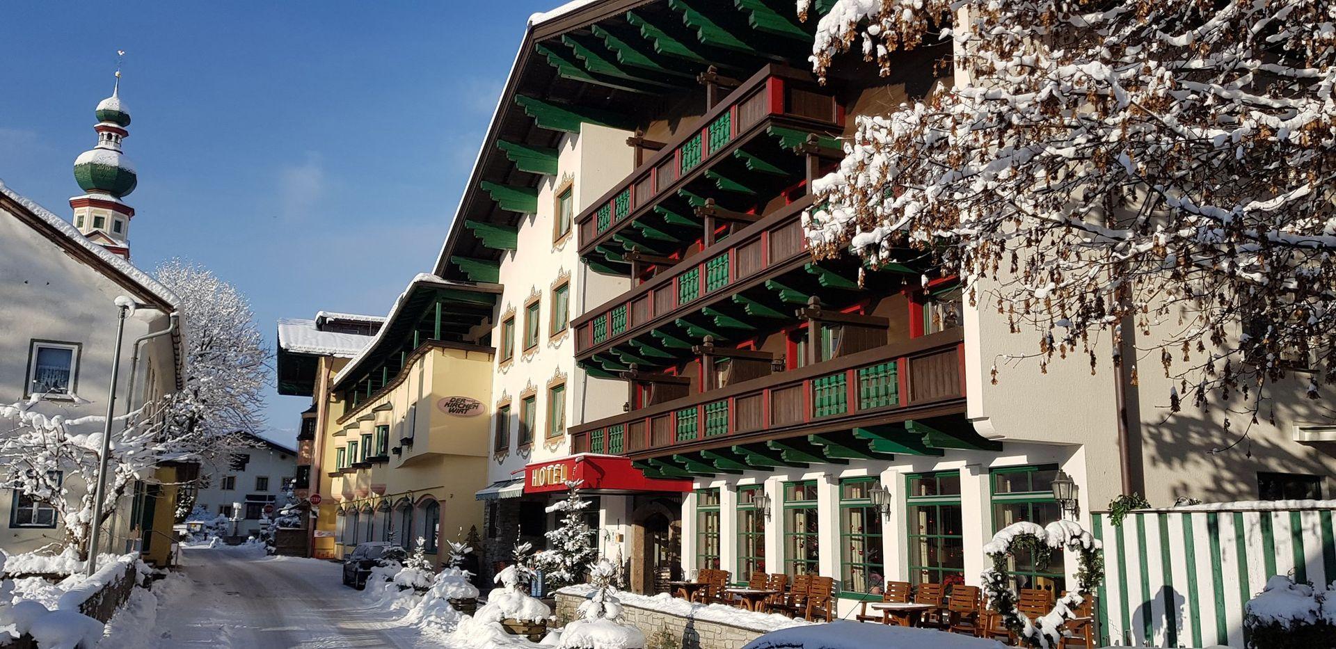 Hotel Der Kirchenwirt - Slide 1