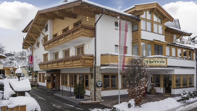 Unterkunft Hotel Garni Theresia, St. Johann in Tirol,