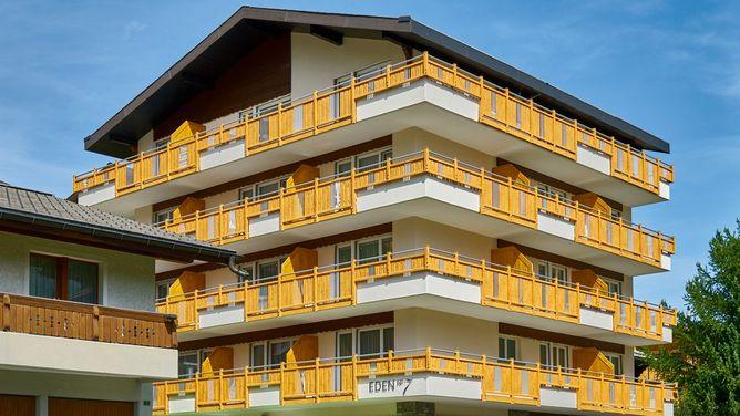 Unterkunft Hotel Eden, Saas-Fee,