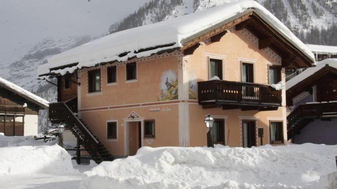 Unterkunft Chalet La Golp, Livigno,