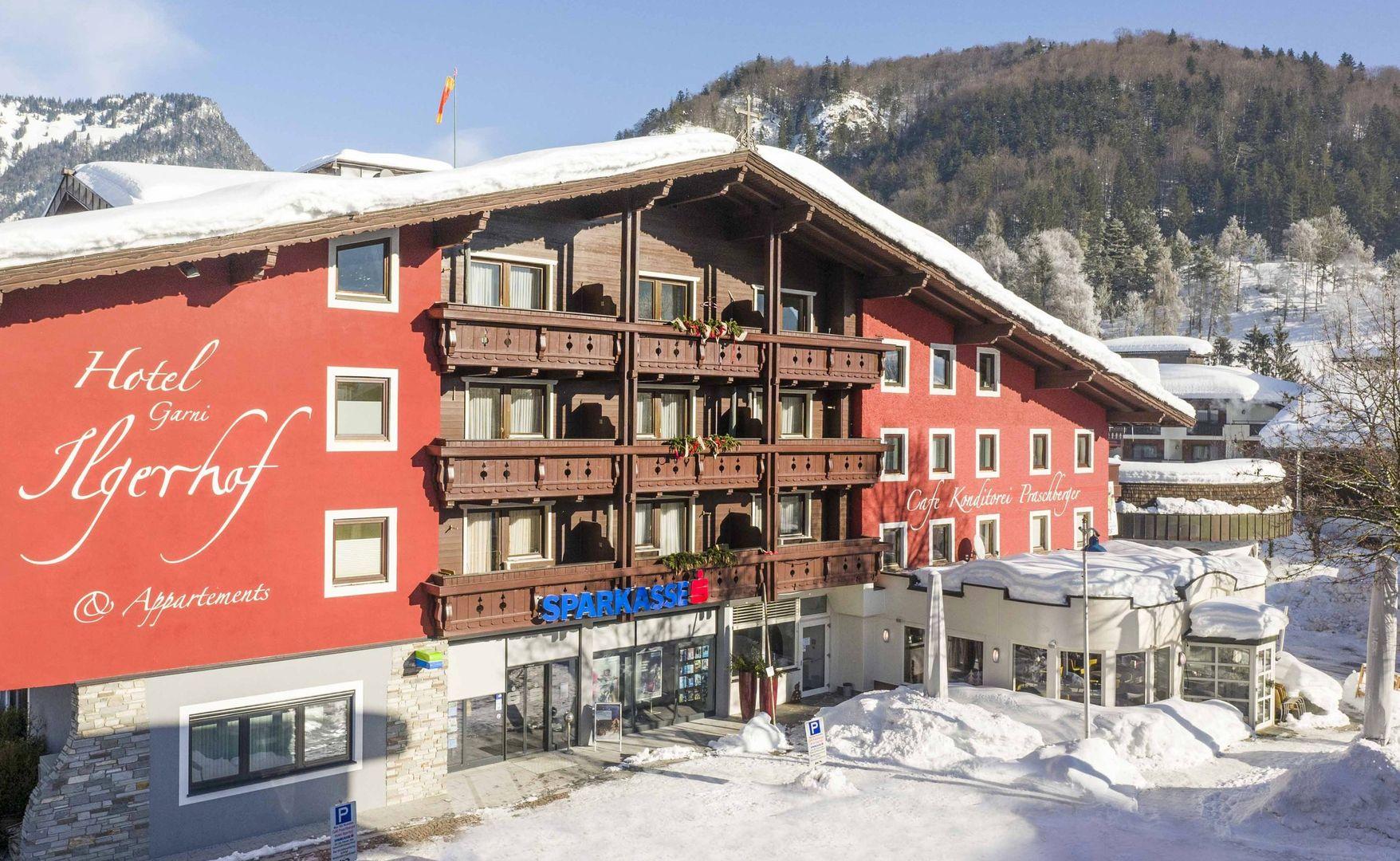 hotel garni & apartments ilgerhof