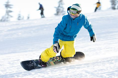 Snowboarding holidays - great offers for snowboarders