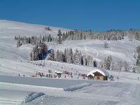 Skigebiet Abersee