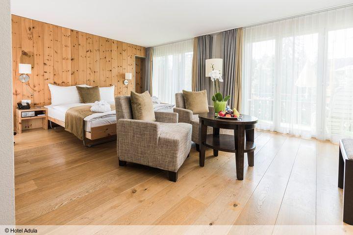 Doppelzimmer/2 Zustellb. Du/WC (ca. 30 m², Vintagezimmer), HP