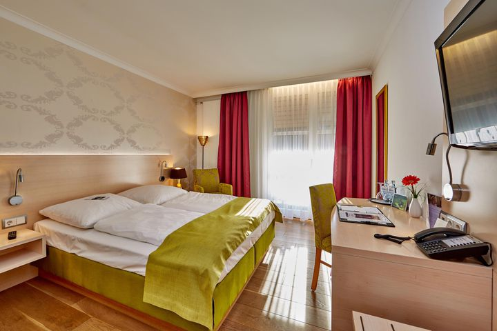 Doppelzimmer Du/WC (Comfort), ÜF