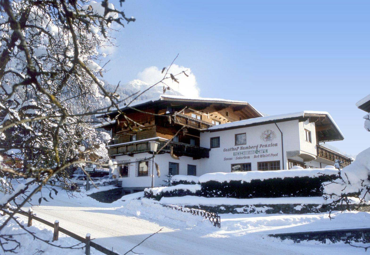 Gasthof Hamberg - Slide 1