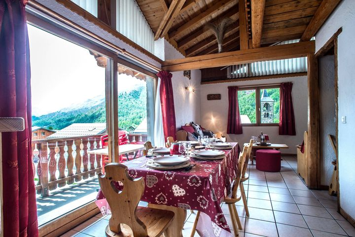 10-Pers.-Chalet (ca. 120 m²), OV