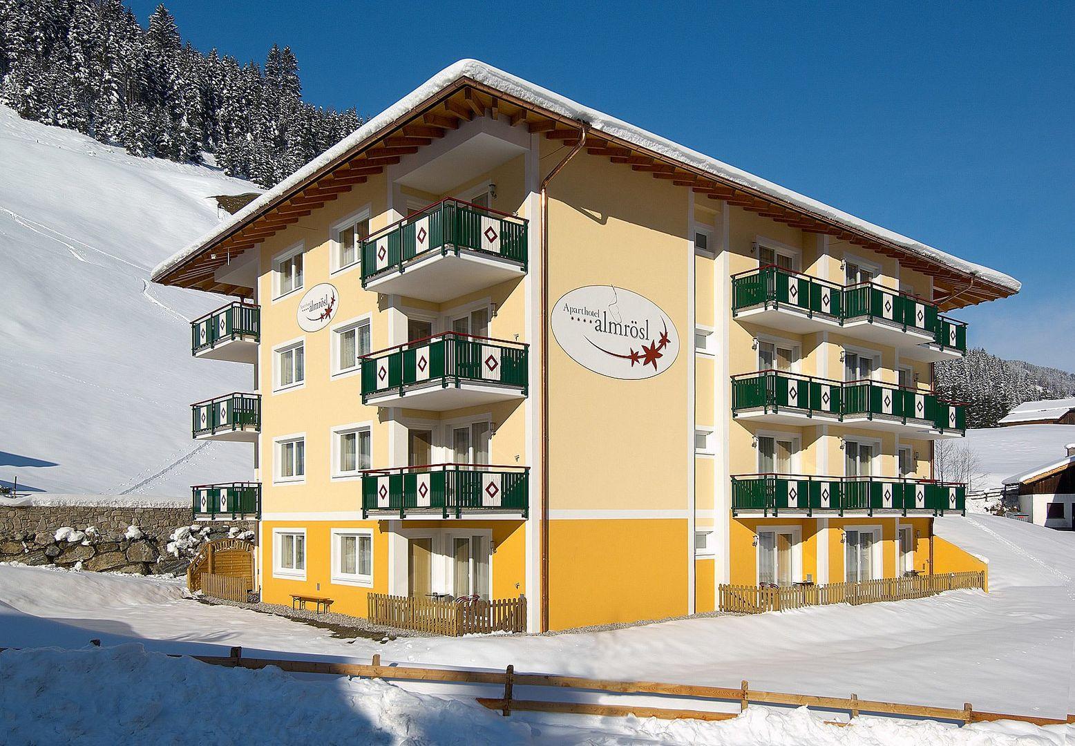 Aparthotel Almrösl