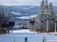 Skigebiet Lipno nad Vltavou