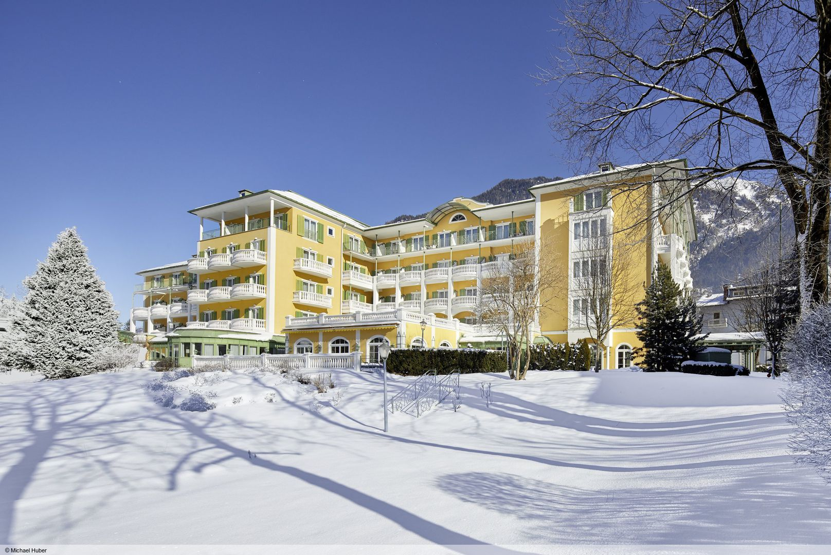 Slide1 - Das Alpenhaus Gasteinertal
