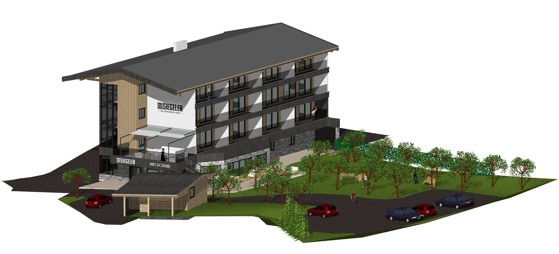 Slide1 - Der Siegeler - this lifestylehotel rocks