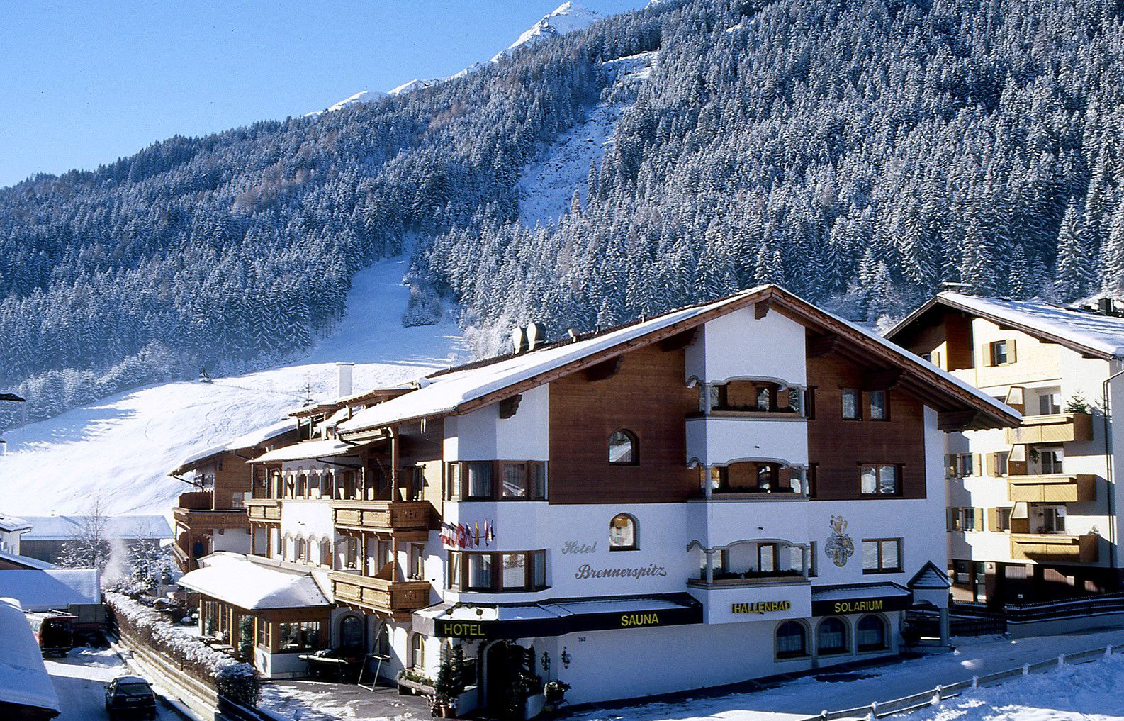 Hotel Brennerspitz - Slide 1