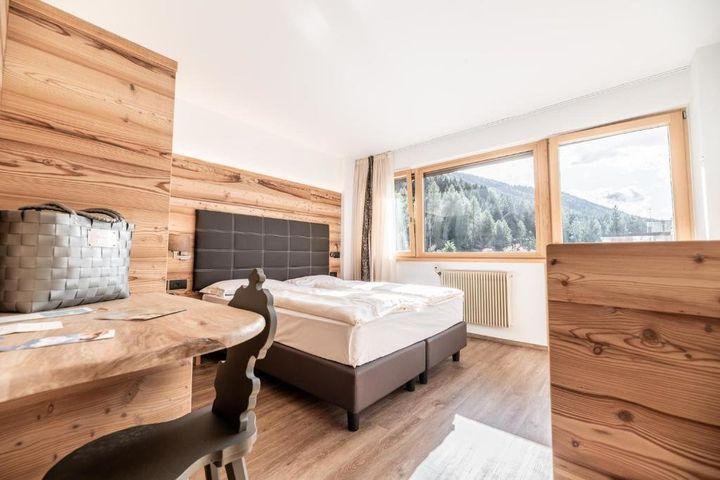 Doppelzimmer/2 Zustellb. Du/WC (16 – 19 m², Easy), HP