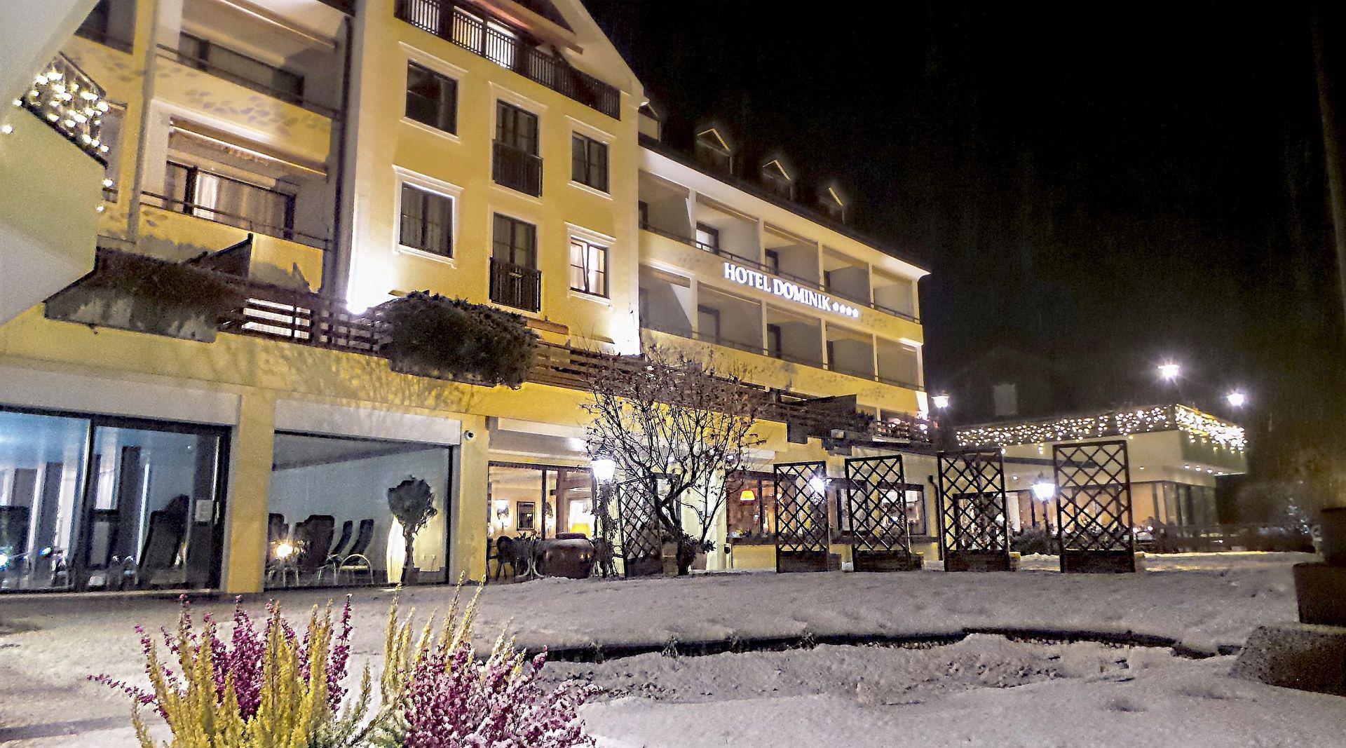 dominik alpine-city wellness hotel
