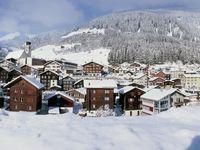 Skigebiet Disentis,