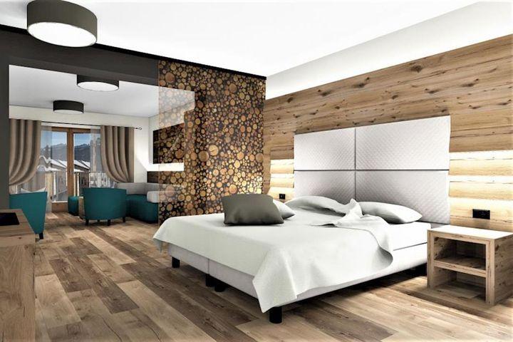 Doppelzimmer/2 Zustellb. Du/WC (Superior), HP PLUS