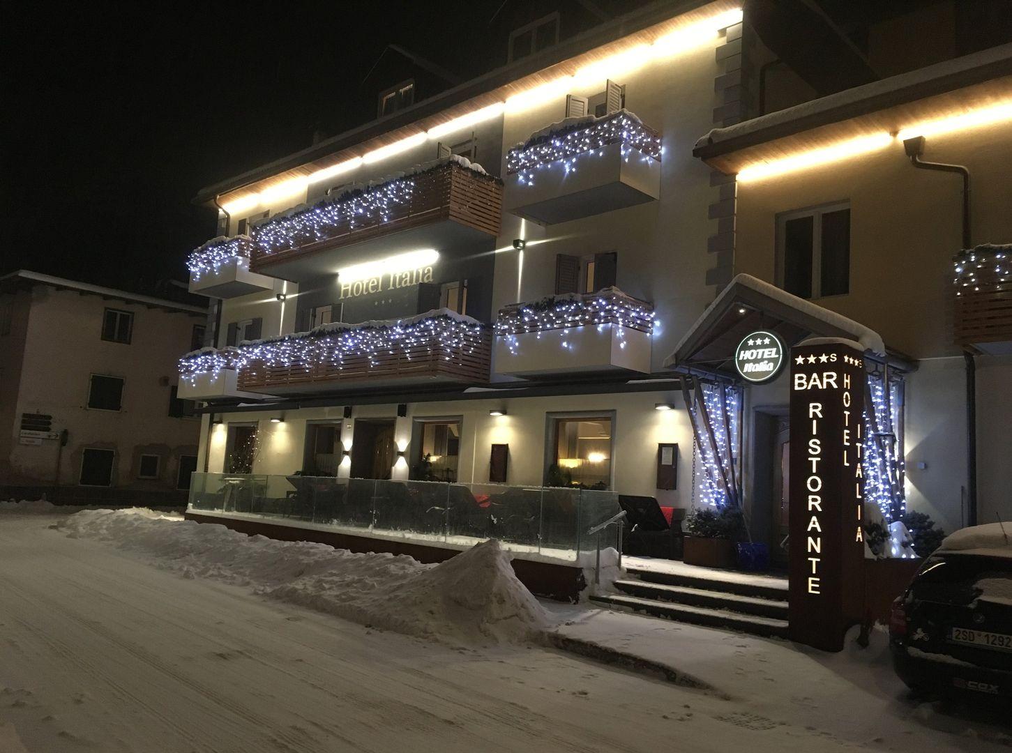 hotel italia & wellness villa monica