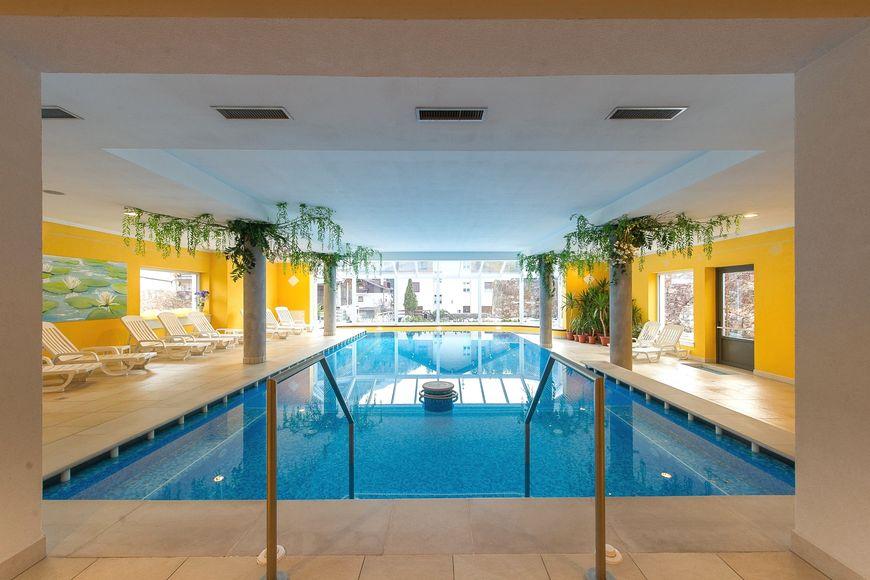 Hotel Italia & Wellness Villa Monica - Apartment - Cavalese