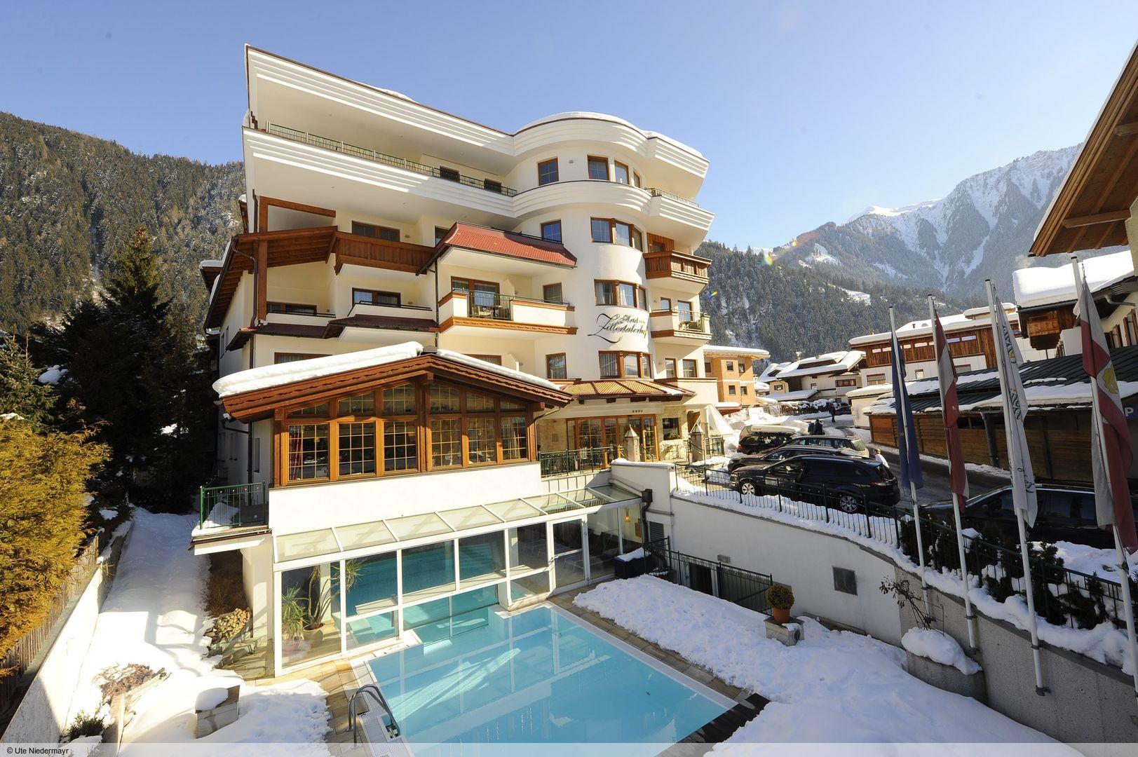 Slide1 - Zillertalerhof Alpine Hideaway