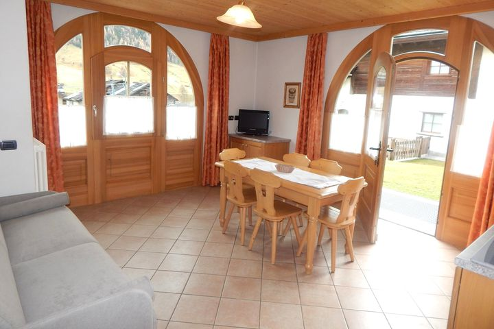 5-Pers.-Appartement (35 - 40 m²), OV