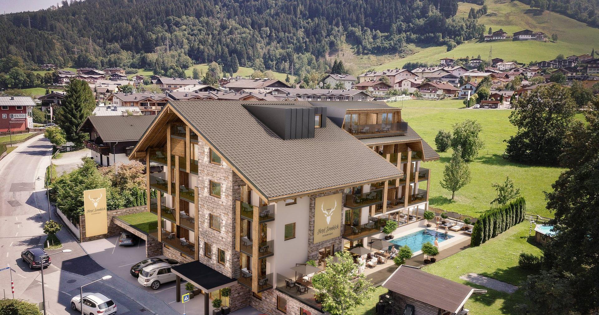Hotel Sonnblick - Slide 1