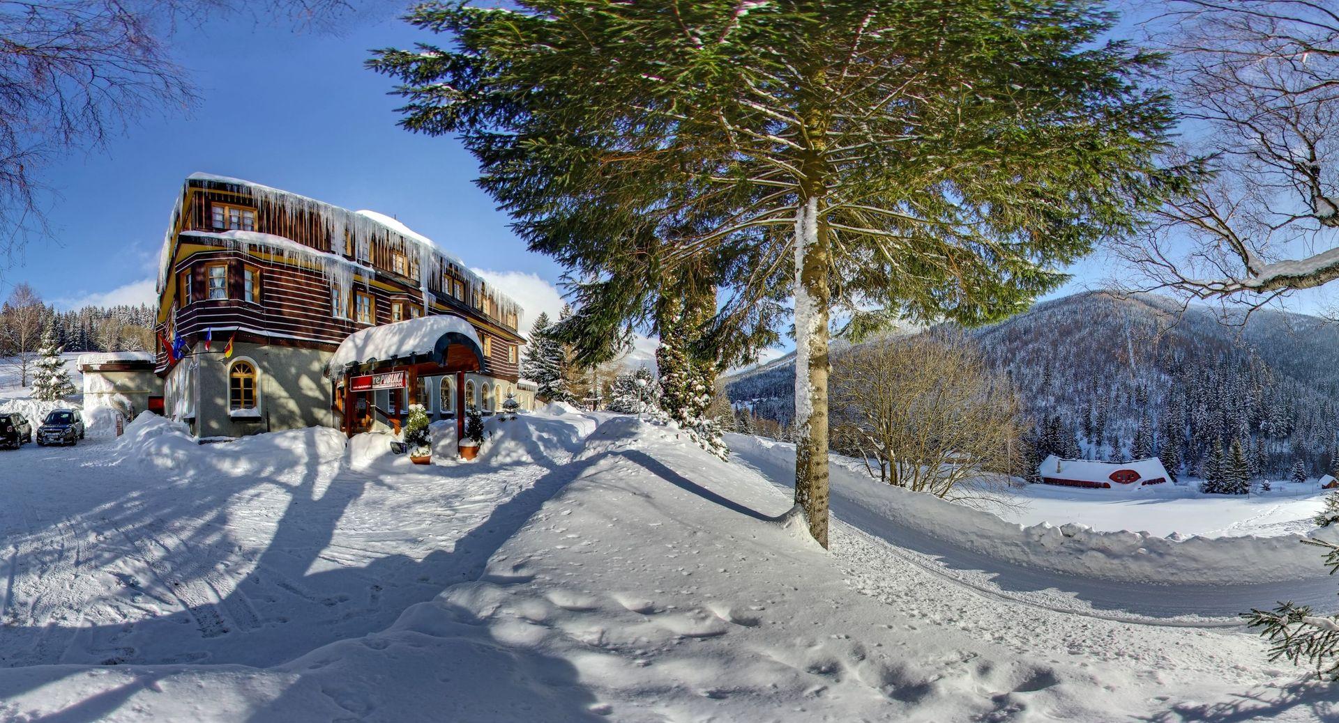 Hotel Alpský