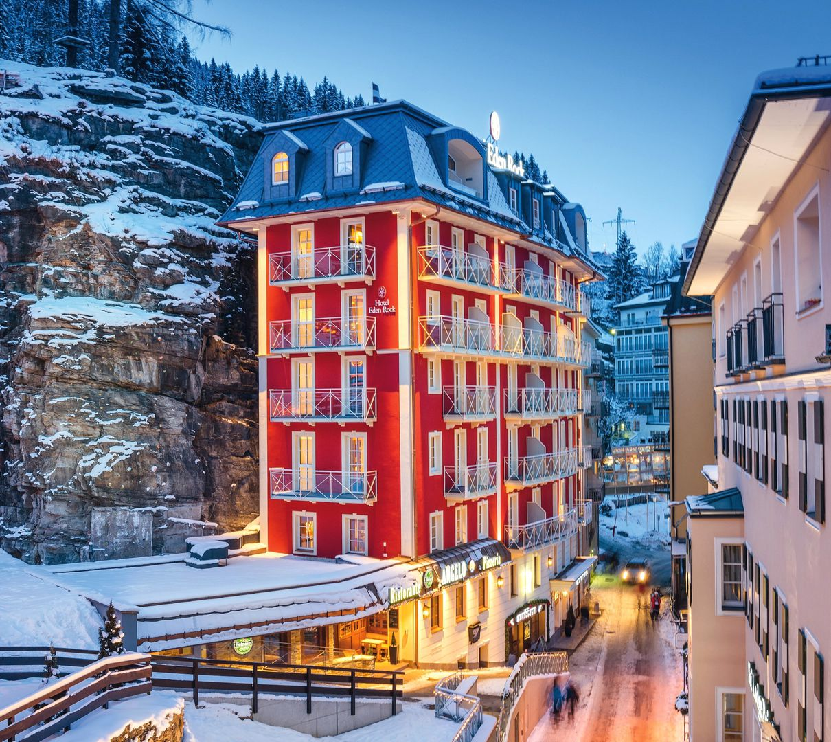 Slide1 - Hotel Eden Rock