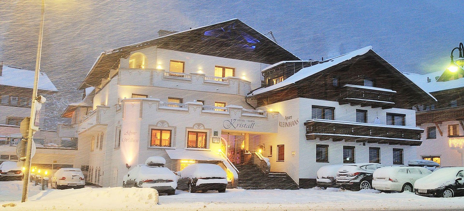 Ischgl - Hotel Garni Kristall