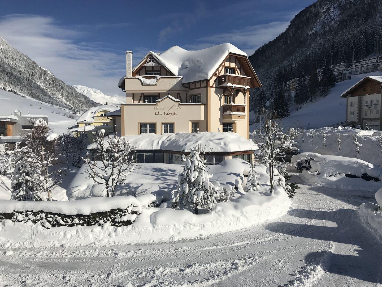 Ischgl - Hotel Garni Ida