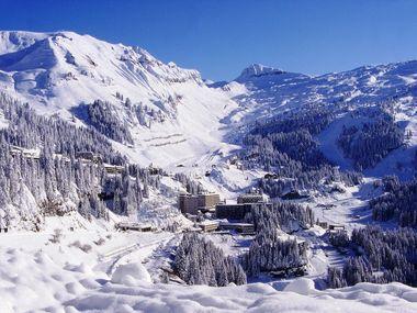 Aanbiedingen wintersport Flaine inclusief skipas