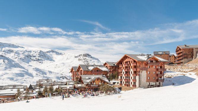 Unterkunft Premium Les Alpages de Reberty, Les Menuires,
